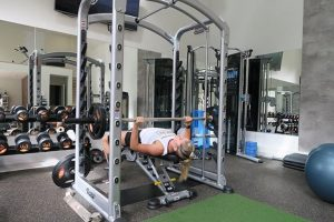 Chest-exercise
